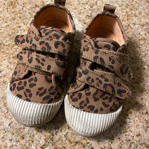 Cat and Jack- Leopard Toddler Shoes